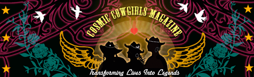 Cosmic Cowgirls Magazine ~ Doc Martens and Motherhood