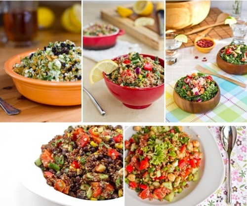 Lightened Up Protein Power Goddess Bowl Recipes — Dishmaps