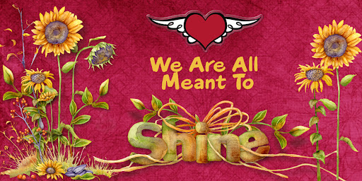Mojo Monday ~ We Are All Meant to Shine!