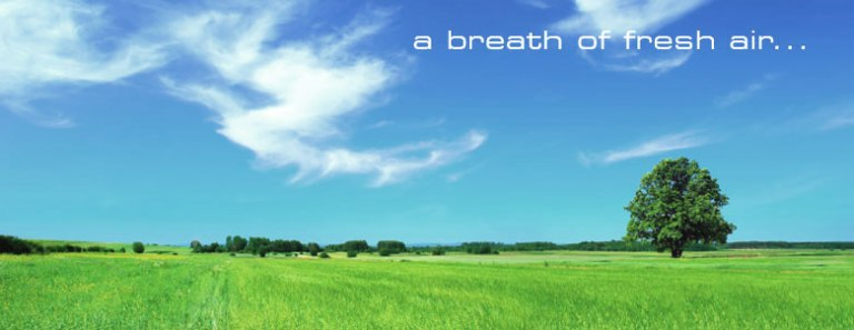 Breath of Fresh Air