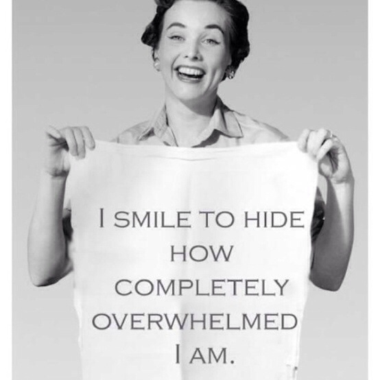 smile to hide