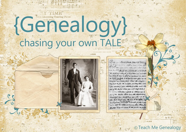Genealogy- chasing your own tale2