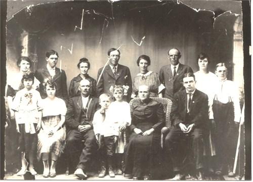 William Roberts and Sarah Briggs Family