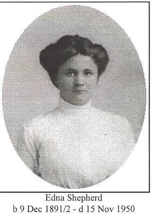 Edna Shepherd