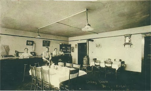 Lizzie Dining Hall Denton Hotel Denton Montana