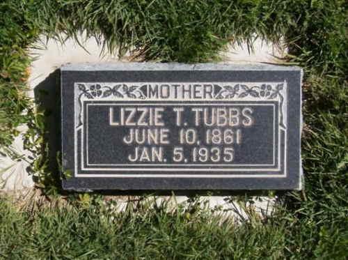 Lizzie Grave