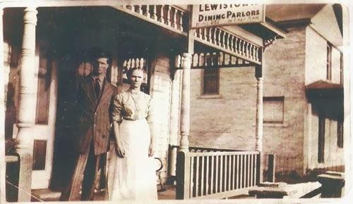 Lizzie Roberts Diner Lewiston Montana